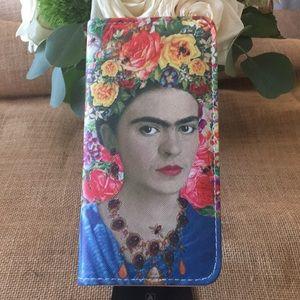 Frida multicolor wallet